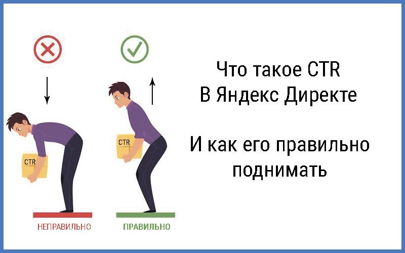Что такое CTR в Яндекс Директ и как правильно его поднять