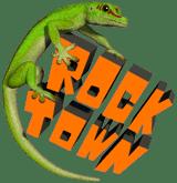 РокТаун Логотип