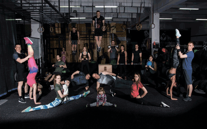 Продвижение фитнес клуба на 300 тыс. руб.