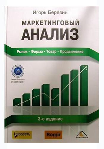 №3. «Маркетинговый анализ», И. Березин