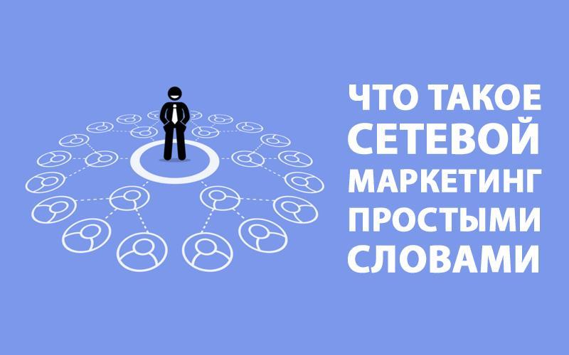Что такое сетевой маркетинг простыми словами